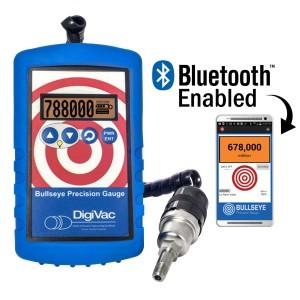 Wireless Vacuum Gauge | The Bullseye Precision Gauge® with